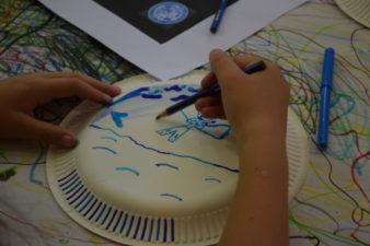Σχεδιάζοντας την αποστολή: Κάτι μπλε